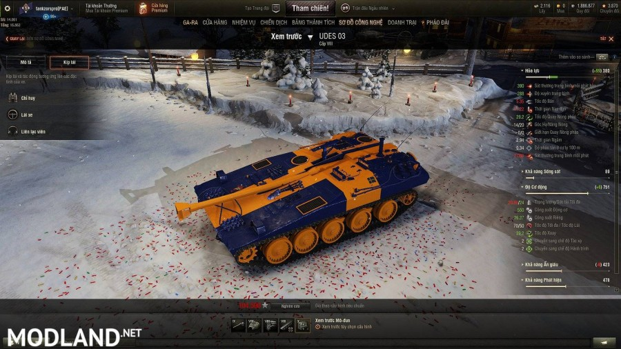 UDES 03- make by tankzorspro 1.0 [9.21.0.2]